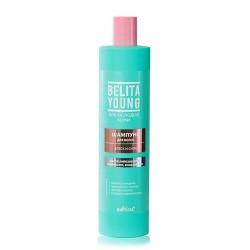 Шампунь для волос Блеск и сила Bielita Young Белита