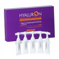 Флюид HYALURON Prof Hair Care