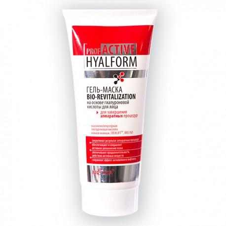 Гель-маска Bio-revitalization Prof Active Hyalform Белита на основе гиалуроновой кислоты для лица