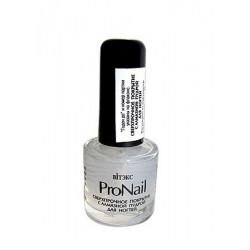 Сверхпрочное покрытие для ногтей Pro Nail Витэкс с алмазной пудрой