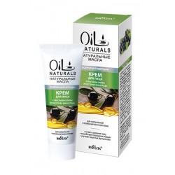 Крем Коррекция морщин Oil Naturals Белита для лица оливки и косточек винограда для нормальной и комбинированной кожи