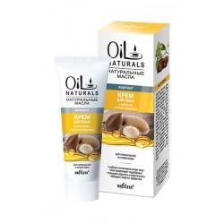 Крем-лифтинг Oil Naturals Белита для лица с маслом арганы и жожоба для нормальной и сухой кожи