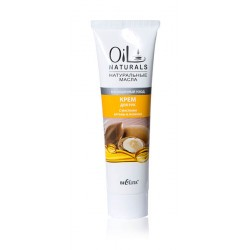 Крем для рук Насыщенный уход Oil Naturals Белита с маслом арганы и жожоба