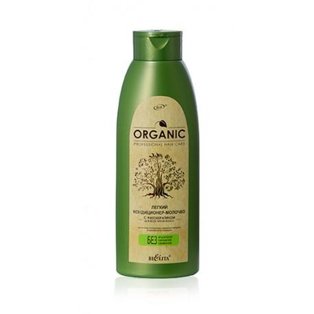 Кондиционер-молочко с фитокератином Organic Hair Care Белита для всех типов волос