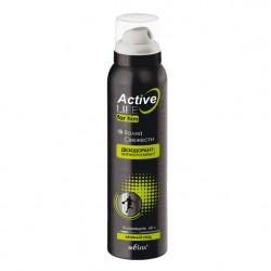 Дезодорант-антиперспирант Волна свежести Active Life Белита для мужчин