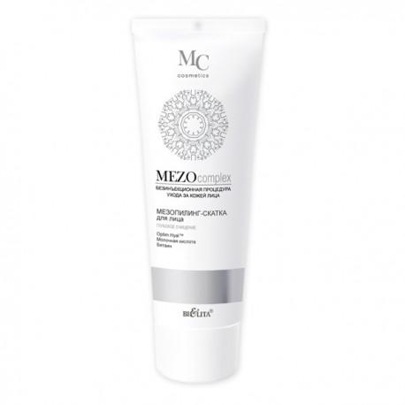 Мезопилинг-скатка Глубокое очищение MEZOcomplex Белита для лица