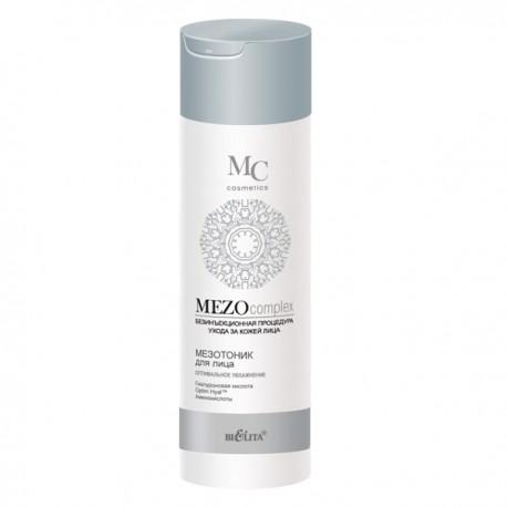 Мезотоник Оптимальное увлажнение MEZOcomplex Белита для лица