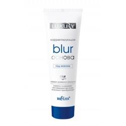 Корректирующая Blur-основа под макияж Luxury Белита