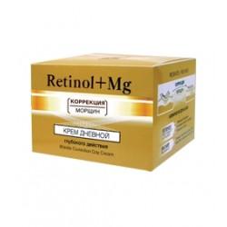 Крем дневной Защита от фотостарения Ретинол+Магний Retinol+mg Витэкс