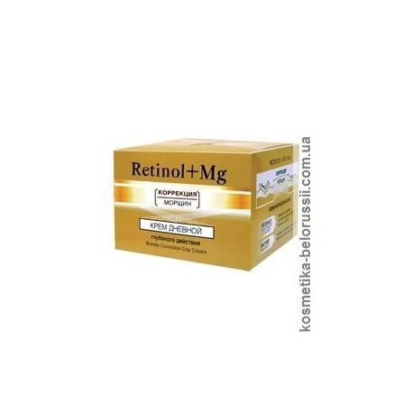 Крем дневной Защита от фотостарения Ретинол+Магний Retinol+mg Витэкс глубокого действия SPF10