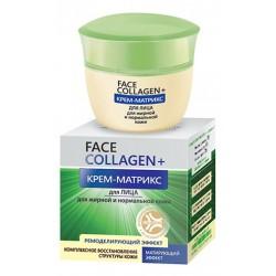 Крем-матрикс Face collagen Белита