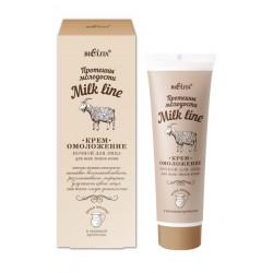 Крем-омоложение ночной Milk Line Протеины молодости Белита