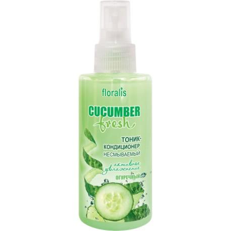 Тоник-кондиционер Огуречный Cucumber Fresh Floralis