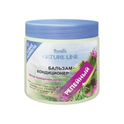 Бальзам-кондиционер Репейный Nature line Floralis против выпадения волос