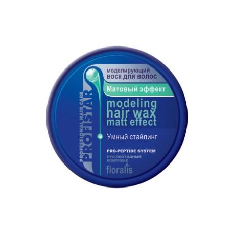 Моделирующий воск для волос Матовый эффект ProfiStar Floralis