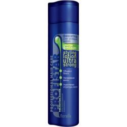 Фиксатюр для укладки волос Ультрафиксация, 350 мл (Floralis)