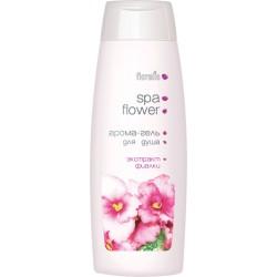 "Арома-гель для душа ""SpaFlower"" экстракт фиалки, 400г (Floralis)"