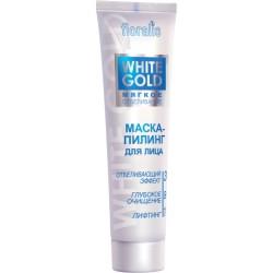 Маска-пилинг Мягкое отбеливание White Good Floralis для лица