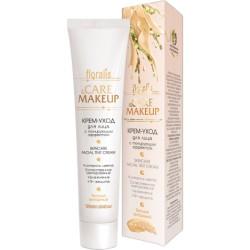 Крем-уход Теплый янтарный Care & Makeup Floralis для лица с тонирующим эффектом