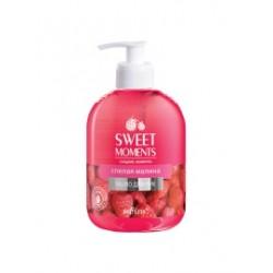 Мыло для рук Спелая малина Sweet Moments Белита