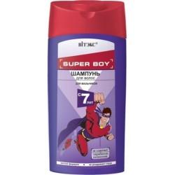Шампунь Super Boy Витэкс для мальчиков с 7 лет