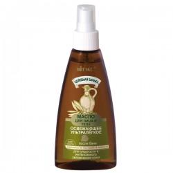 Ультралёгкое освежающее масло для лица и тела после бани, 100 мл (Витэкс)