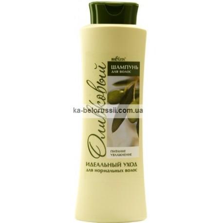 Шампунь Оливковый Белита для нормальных волос