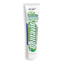 Зубная паста Кора дуба - Шалфей