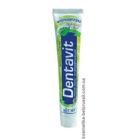 Зубная паста F-комплекс Dentavit Витэкс