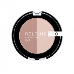 Тени Pro Eyeshadow Duo Relouis