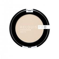Тени Pro Eyeshadow Matte Relouis