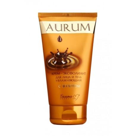 Крем-эксфолиант Aurum