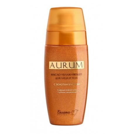 Увлажняющее масло Aurum