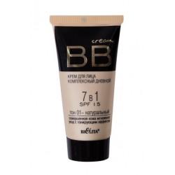 Комплексный дневной BB Cream Белита 7 в 1 SPF15 тон 01 натуральный