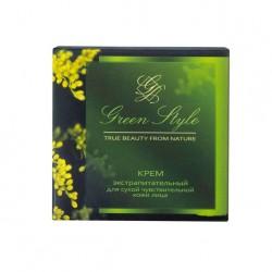Ночной крем для лица Green Style Liv Delano