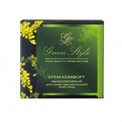 Дневной крем-гель для лица Green Style Liv Delano
