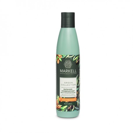 Бальзам для волос Green Collection Markell