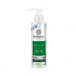 Гель для умывания Skin and City Markell