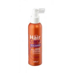 Спрей-укрепление луковиц волос Программа укрепления волос Hair Care Белита с аминексилом несмываемый