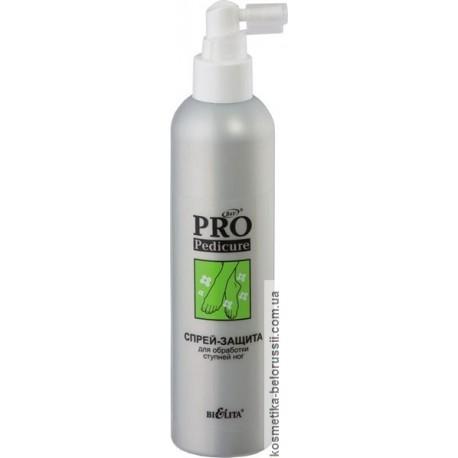 Спрей-защита для обработки ступней Pro Pedicure Белита