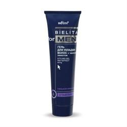 Гель для укладки волос Bielita for men Белита с мокрым эффектом