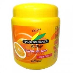 Бальзам Цитрусовая свежесть Апельсин