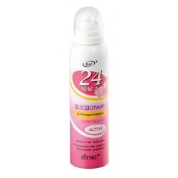 Дезодорант-антиперспирант Лепестки роз Active Витэкс