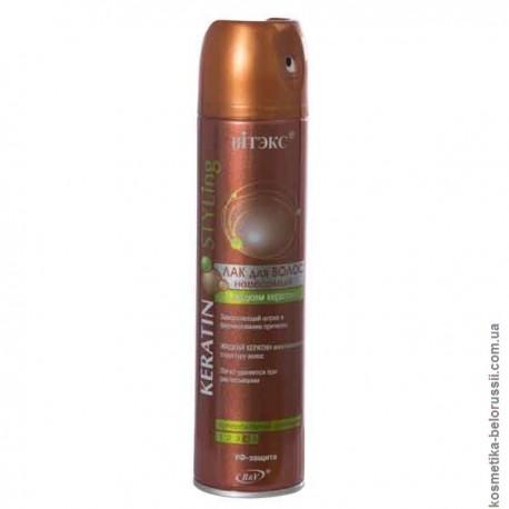 Лак Keratin active Витэкс для волос с кератином